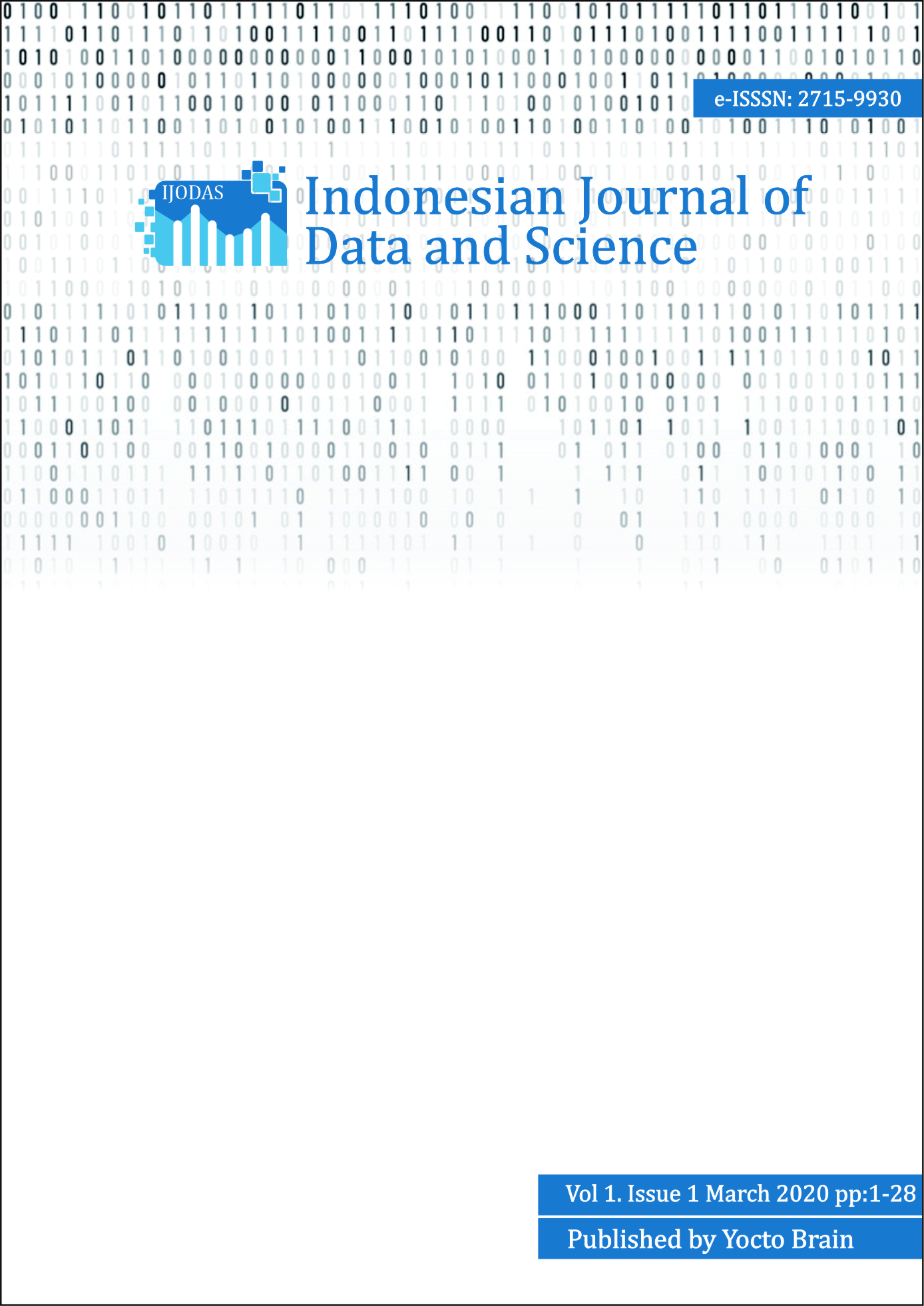 Indonesian Journal of Data and Science